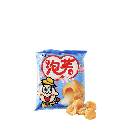 Want Want Milk Puff - 18g Snackoo