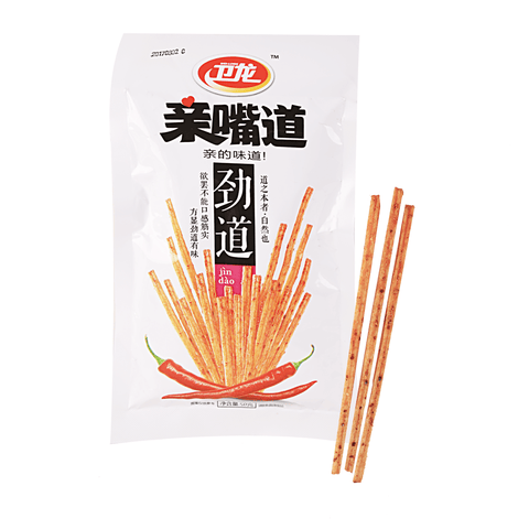 Weilong Latiao Spicy Gluten - 50g Snackoo
