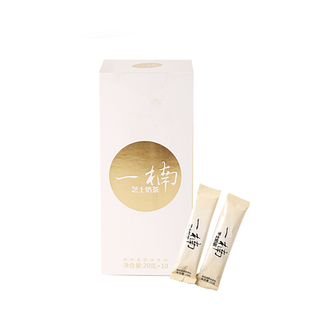 Yinan Cheese Milk Tea - 10 Bags Snackoo
