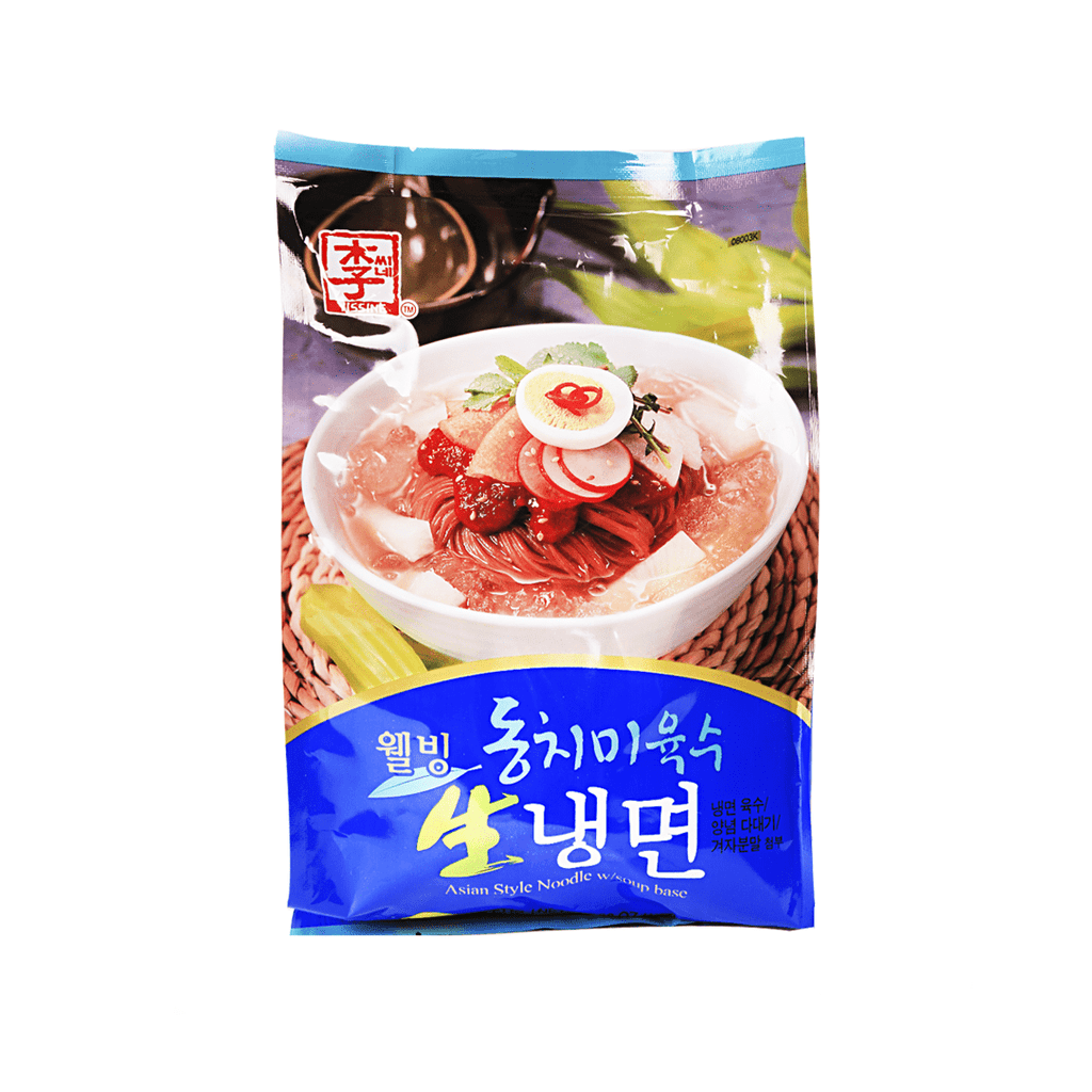 Yissine Buckwheat Noodles with Soup Base - 36oz Snackoo