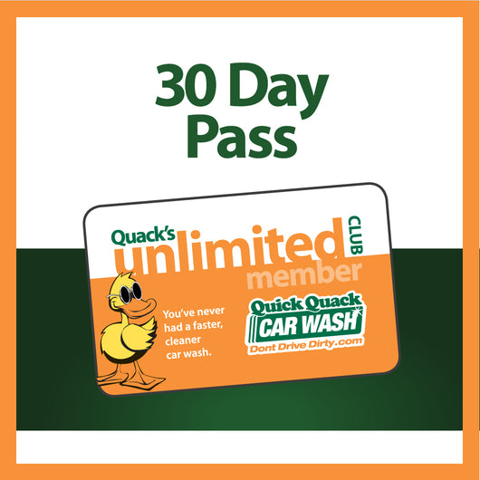 Unlimited Membership - 30 Day Pass