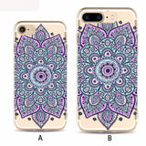 Mandala Phone Case for iPhone