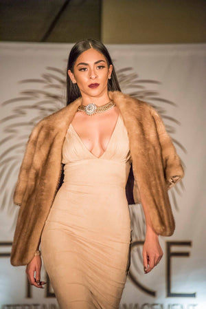 Zema Style Ripping The Runway During Orlando International Fashion Week!