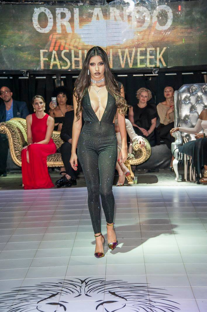 Fashion Week in Orlando!!
