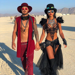 Burning Man And Its Fashion Statements