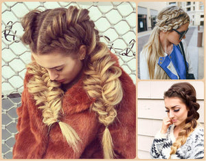 Hair inspirations For Fall!