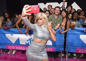 Highlighting A Few Of Our Top Red Carpet Looks From MTV's VMA's