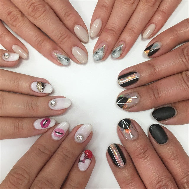 Current Nail Art Trends, Tell Us Which Look Is So You? - ZEMA STYLE