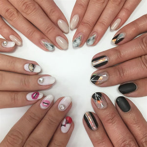 Current Nail Art Trends, Tell Us Which Look Is So You?
