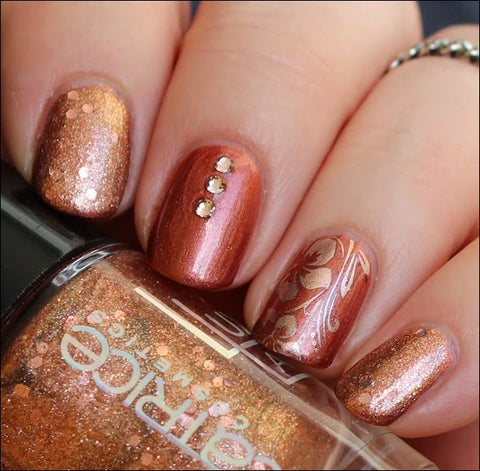 Fall Nail Color Must Haves! - ZEMA STYLE