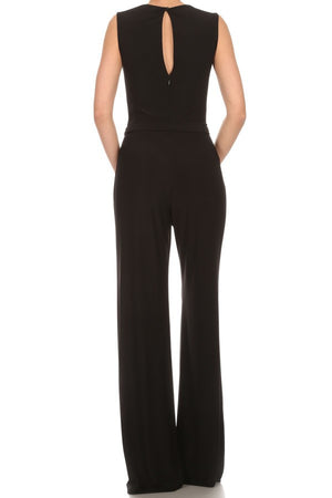 Relaxed Style Jumpsuit