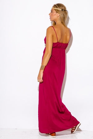 Evening maxi dress - ZEMA Boutique  - 3