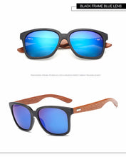 Patizem Wood frame sunglasses  unisex