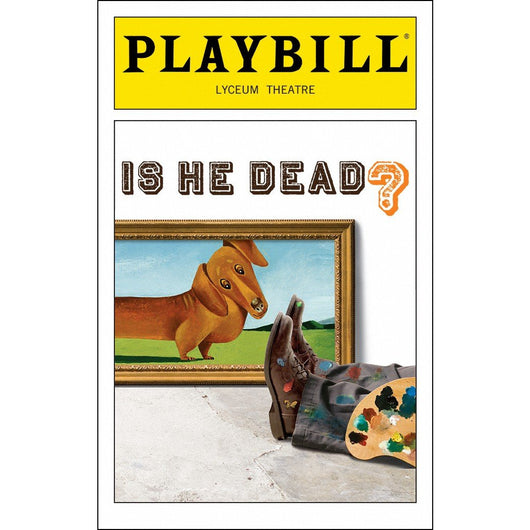 Is He Dead? (Mark Twain) - Live on Broadway, 2008