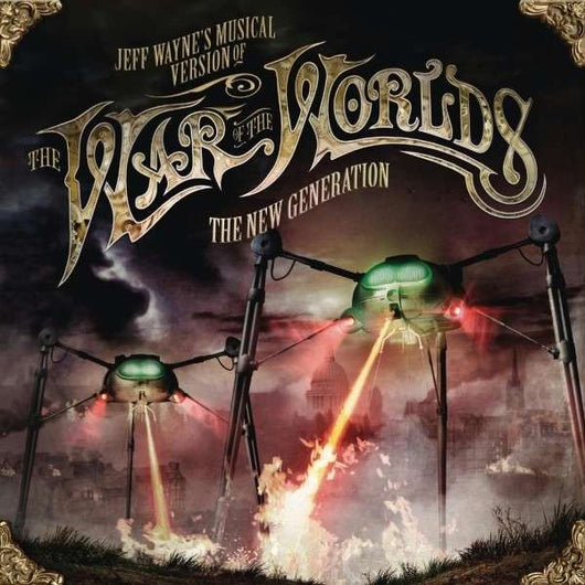 The War of the Worlds, A Musical - Live on Stage, 2006