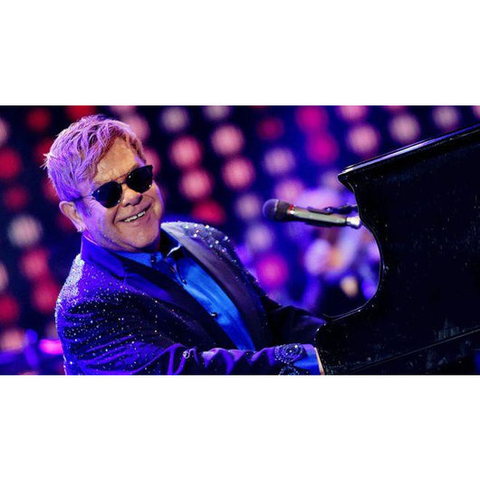 Elton John at the BBC