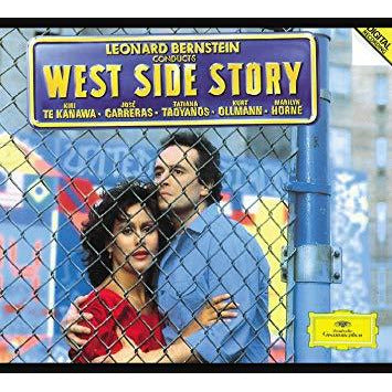 The Making of West Side Story (Bernstein, Te Kanawa, Carreras, Troyanos)