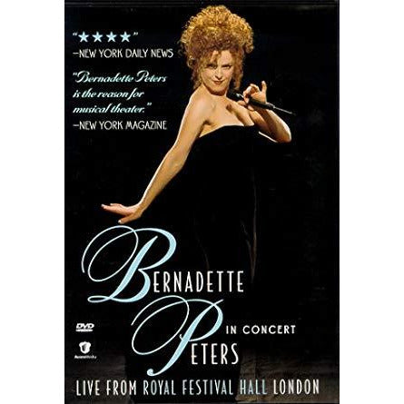 Bernadette Peters in Concert: Live from Royal Festival Hall