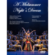 A Midsummer Night's Dream - Finnish National Ballet, 2017 (High Definition)