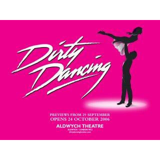 Dirty Dancing (the Musical) - Live on Stage, London - (Original Cast)
