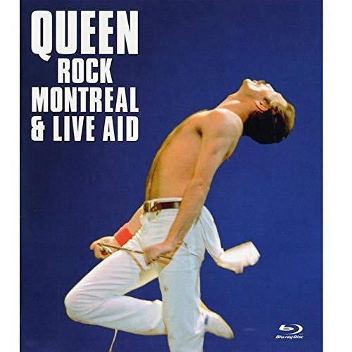 Queen: Rock Montreal - Landmark Concert, Live on Stage - (High Definition)