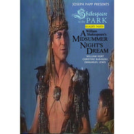 A Midsummer Night's Dream (Shakespeare in the Park, NYC) - William Hurt, Christine Baranski (Professional Digital Video)