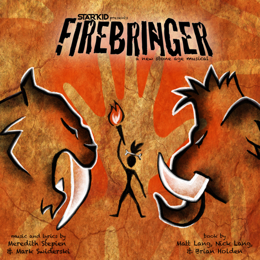 Firebringer - Musical, Live on Stage (2016) - Professional Digital Video