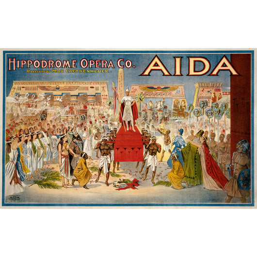 Aida - La Scala, Milan - Pavarotti (Digital Audio)