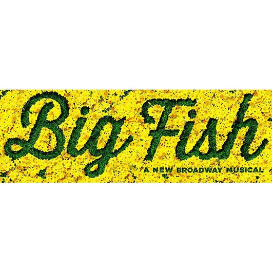 Big Fish (Live on Stage) - Long Beach, California - November, 2014