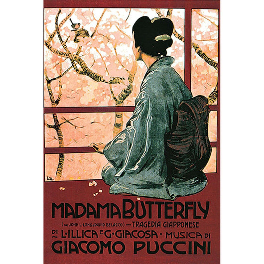 Madama Butterfly - La Scala, Milan, Italy - December, 2016 (High Definition Digital Video)