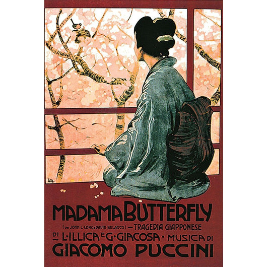 Madama Butterfly - Houston, TX (1980) - Rare Restored Digital Audio