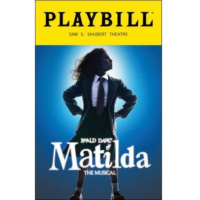 Matilda (Live on Broadway) - December 31, 2015 - Fan Shot Video