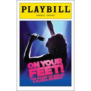 On Your Feet! - Live on Stage, London's West End - June, 2019
