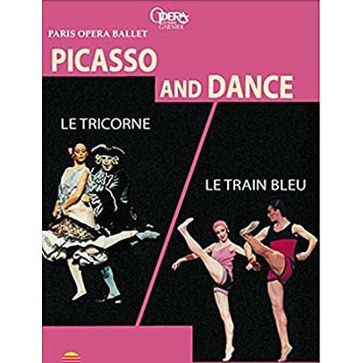 Picasso and Dance (Paris Opera Ballet)