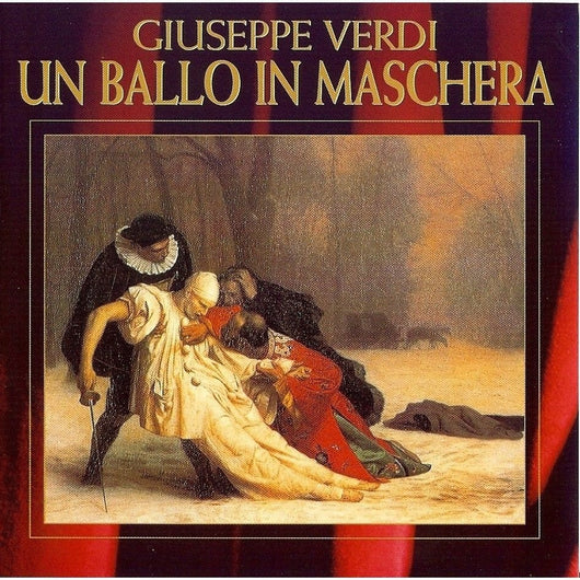 Un Ballo in Maschera - Milan, Italy - 1960 (Digital Audio)