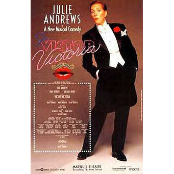 Victor Victoria (1995 Broadway Production) - Julie Andrews and Original Cast (Digital Audio)