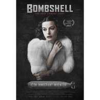 Bombshell: The Hedy Lamarr Story - Excellent Documentary, 2017 - High Definition Digital Video