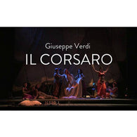 Il Corsaro (Verdi) - Valencia, Spain - April, 2018 (High Definition Digital Video with English Subtitles)