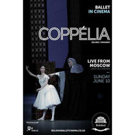 Coppelia - Bolshoi Ballet, 2011 (Natalia Osipova) - High Definition