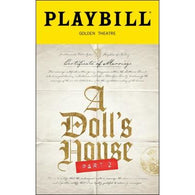 A Doll's House, Part 2 (Live on Broadway) - May, 2017 - Digital Video