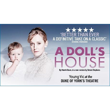 A Doll's House, Part 1 - Young Vic Theatre, London (2012) - Professional Digital Video