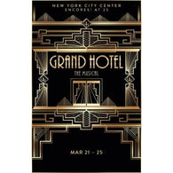 Grand Hotel (New York City Center Encores!) - Live on stage, 2018 - Digital Video
