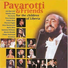 Pavarotti & Friends for the Children of Liberia (1998)