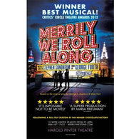 Merrily We Roll Along - London, 2013 - Professional Digital Video