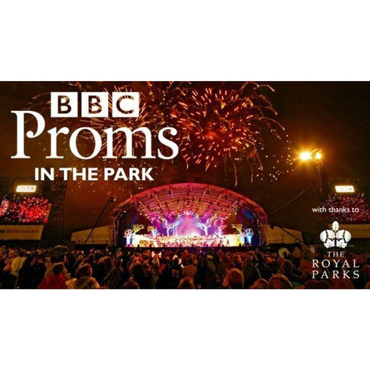 Last Night of the Proms - Proms in the Park 2016, London