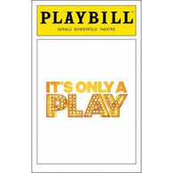 It's Only A Play - Live on Broadway, 2014 - (Lane, Broderick, Mullally, etc.)