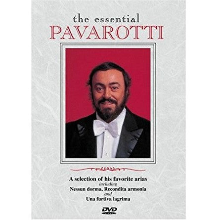 The Essential Pavarotti - Live in London - April 13, 1982