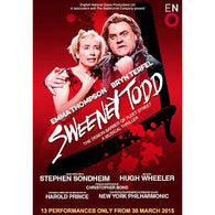 Sweeney Todd - Live from Lincoln Center, 2014 - Terfel, Thompson (High Definition)