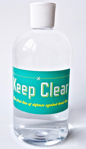 Keep Clear Lice Defense Oil - 16 Oz