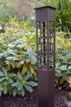 Urban style outdoor light
